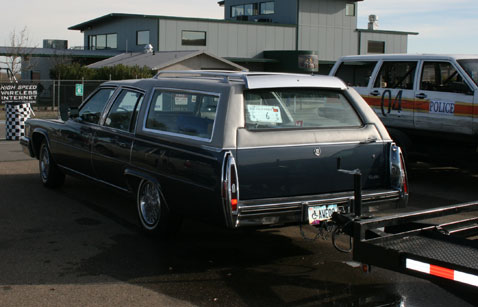 Cadillac Wagon on One Cadillac Station Wagon Closer To Desperately Wanting One