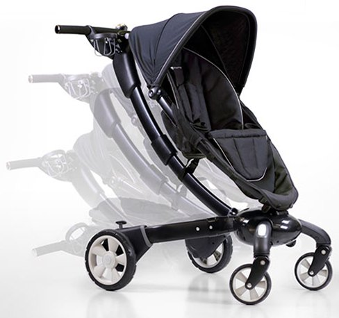 Crazy Folding Robot Stroller Is The 4moms Origami Or Will Be Soon