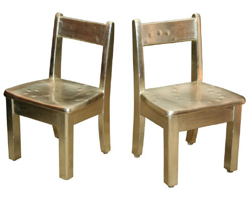 Don t sit on that kids chairs in fancy pairs via 1st dibs daddy