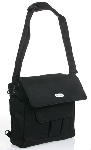 the Alpha 7 diaper bag from Fleurville