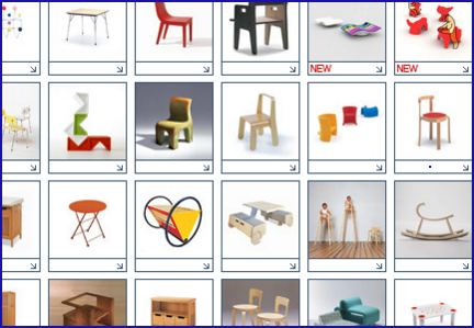 Hans Wegner Children's Furniture - Daddy Types