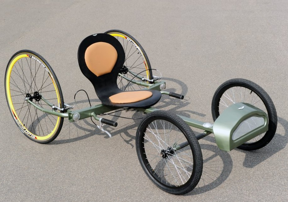 The Handmade Bespoke Pride Of Newport Pagnell Aml Soapbox Derby
