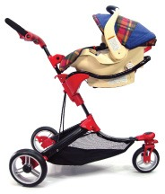 This Is How We Roll In Chinese Strollers Daddy Types