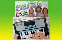 Bee Gee Rhythm Machine, via miniorgan.com