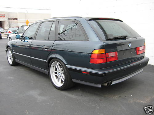 Whoa, 1995 BMW M5 Touring On The eBay - Daddy Types