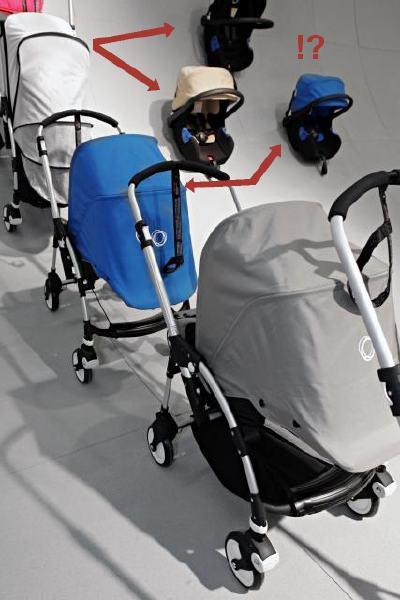 Ausgezeichnet! The Bugaboo Car Seat?? & Ausgezeichnet! The Bugaboo Car Seat?? - Daddy Types
