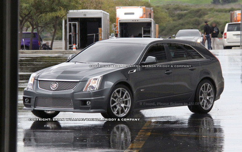 Somehow, Cadillac CTS-V Wagon Exists, Is For Sale