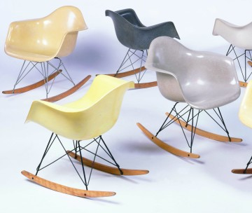 One classic modern solution the eames shell rocker formally known as