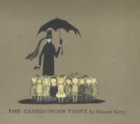 The Gashlycrumb Tinies, by Edward Gorey