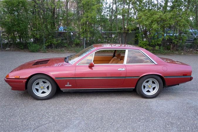 Another Family Ferrari: Greg Garrison's Desert-Optimized 400i ...