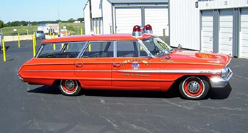 1964 ford galaxie country