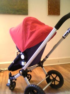 frogeleon-front.jpg frogeleon-back.jpg & Bugaboo-hacking: The $99 Cameleon? - Daddy Types