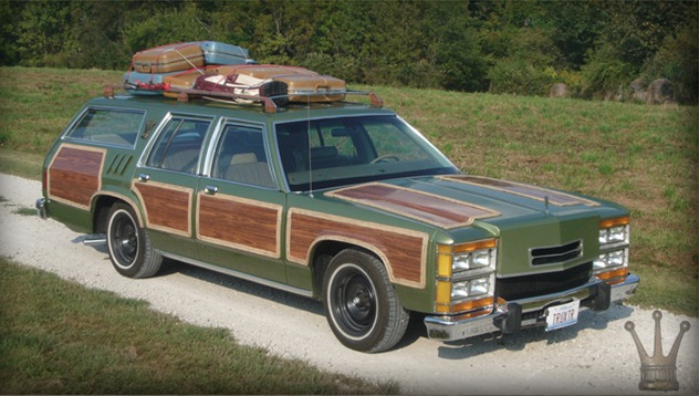 Long Live The Wagon Queen Family Truckster Daddy Types