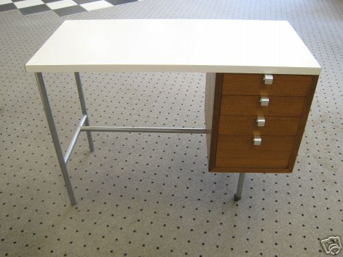 Delightful Incredible Vintage George Nelson Childrenu0027s Desk On EBay