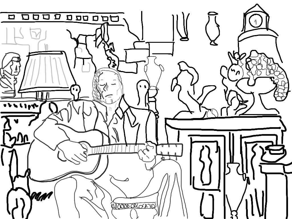 House Of Cash Museum Coloring Book Part 3  Daddy Types