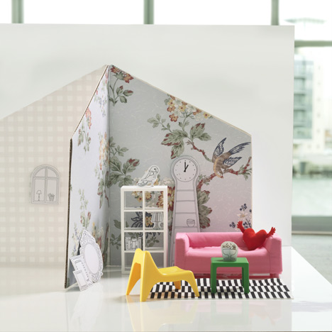 Ikea Dollhouse Furniture Exists