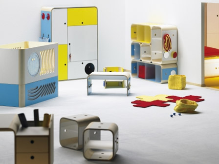 Nursery Furniture on Ilo Modular Kid Furniture System Still Vaporware At This Point