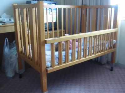 Japanese Hotel Crib - Daddy Types