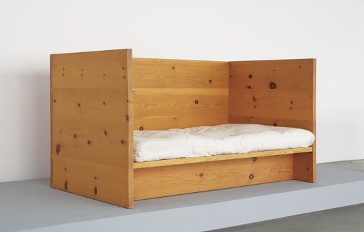 Attractive Donald Judd Twin Daybed