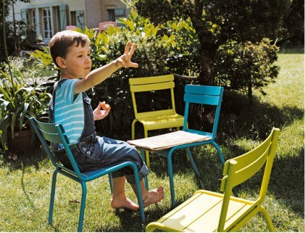 Luxembourg kid chairs by fermob daddy types - Chaise fermob luxembourg ...