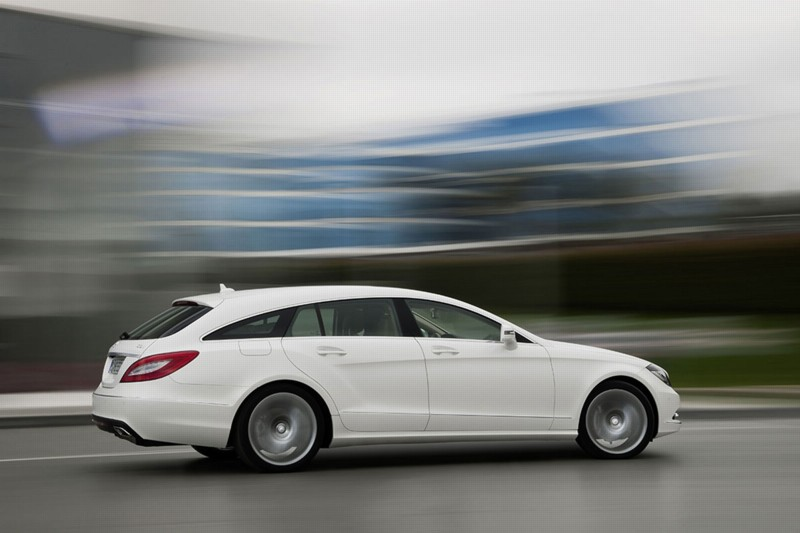 Mit isofix mercedes cls shooting brake daddy types for Mercedes benz cls wagon