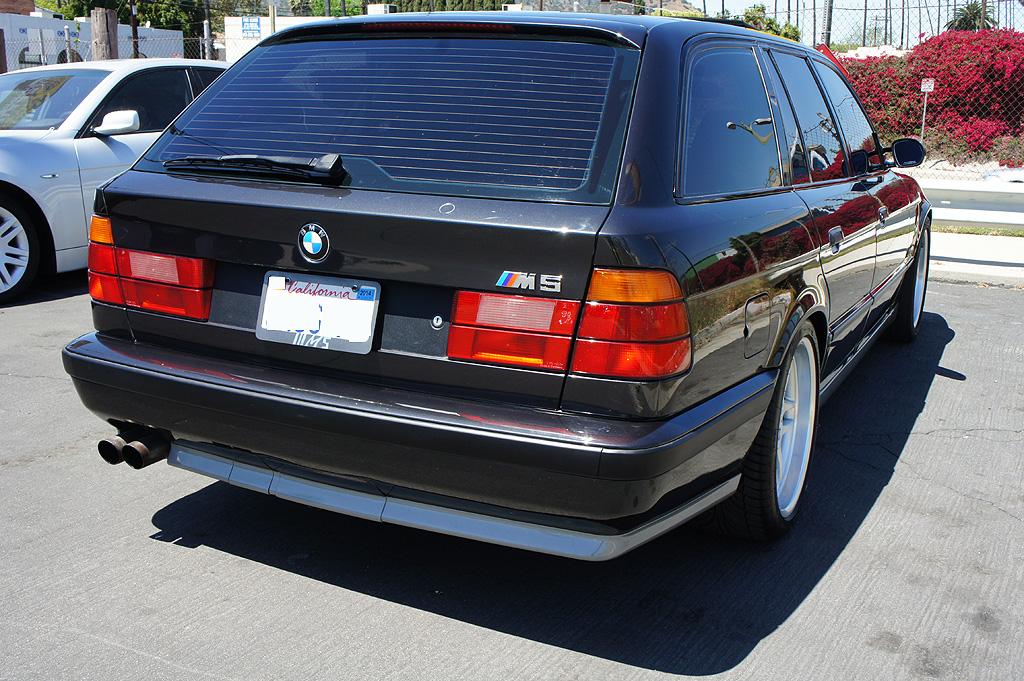 Usa Usa Usa 1993 Bmw E34 M5 Touring Daddy Types