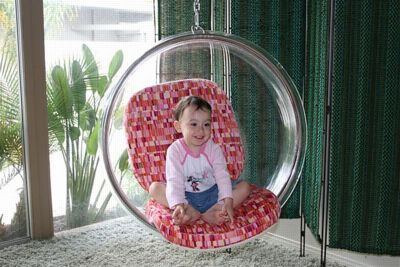 Chair Kids On Kid Sized O Zone Looks A Lot Like Aarnio S Bubble Chair Daddy