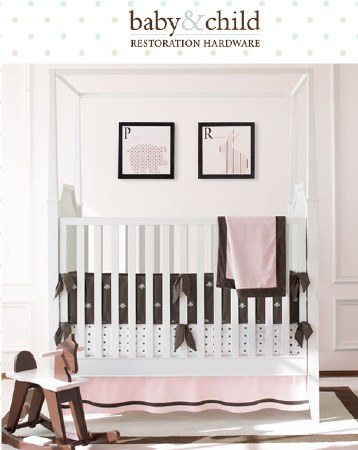 Restoration Hardware Baby Child Will Try To Out Crate Barrel Pottery Barn Kids