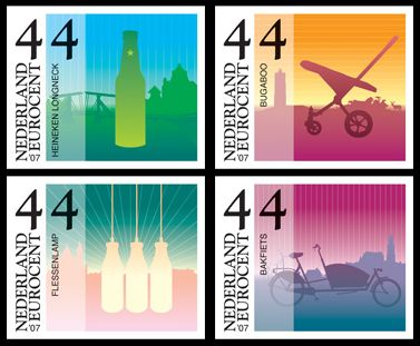 Dutch Design Icon Stamps Piss Off Vegetarians Commies Daddy Types