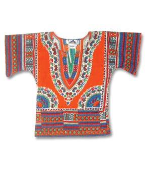 Dancing Bears, Dashikis, Rope Sandals: Why, It's Baby Hippie Wear ...