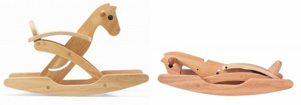 free woodworking plans toys horse