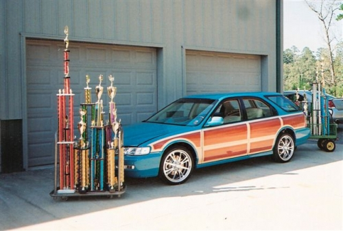 Call me crazy, but these days, I love the 1996-7 Honda Accord Wagons,